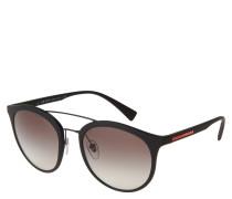 """Sonnenbrille """"SPS04R"""", Panto-Style, Doppelsteg"""
