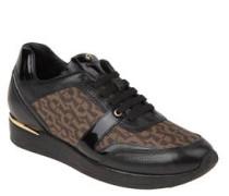 """Sneaker """"Emily"""", Leder, Materialmix"""