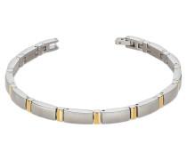 Armband Titanvergoldet Bicolor