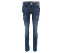 "Jeans ""Slim Carrie"", Stretch, Slim Fit, Blau"