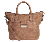 "Handtasche ""Be Different"", Kunstleder, Used-Optik, Beige"
