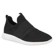 """Sneaker """"Fascia"""", Mesh, elastische Einsätze, modernes Design, Schwarz"""