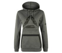 """Sweatshirt """"Graphic Hoodie"""", Baumwoll-Mix, für Herren, Grau"""