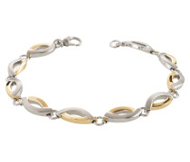 Armband Reintitan Bicolor 03001-02