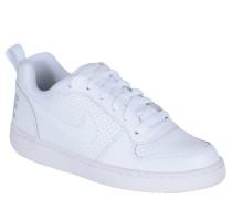 """Sneakers """"Court Borough Low, Logo-Print, für Kinder, Weiß"""