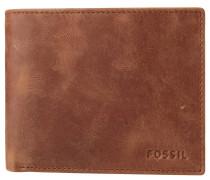Geldbörse für Herren HUNTER LG COIN POCKET BIFOLD BROWN