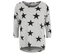 Shirt, 3/4-Arm, Allover-Print