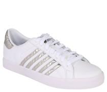 """Sneaker """"Belmont"""", Metallic-Streifen, für Damen, Weiß"""