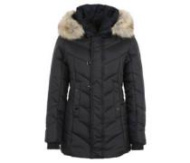 """Mantel """"Alaska Fur HDD Coat"""", Kapuze, Webpelz"""