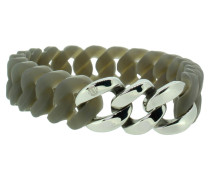 "Armband ""Mini"" 107722 Edelstahl grau silber"
