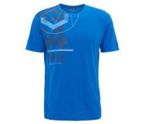 T-Shirt, Print, für Herren