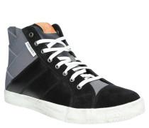 """Sneaker """" S-Tunnyngs"""", Material-Mix, Lagen-Look, Schwarz"""