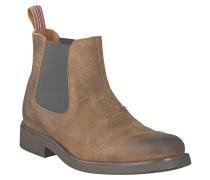 """Boot """"Alvin"""", Wildleder, Braun"""