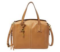 Handtaschen für Damen EMMA SATCHEL TANSACS FEMMES EMMA SATCHEL MARRON MOYEN, Beige