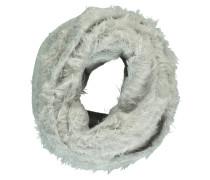 """Schlauchschal """"Knitted Neckwarmer"""", Kunstfell, Materialmix, für Damen"""