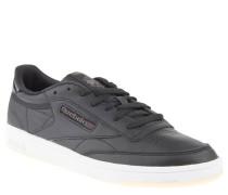 """Sneaker """"Club 85"""", Leder, Zwischensohle, Schwarz"""