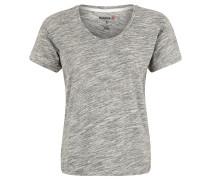 """T-Shirt """"Marble"""", Relaxed-Fit, für Damen, Grau"""