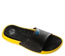 """Badeschuhe """"Marco X Grip Hook"""", ergonomisches Fußbett, leicht, für Herren, Schwarz"""