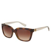 """Sonnenbrille """"MK6016 Sandestin"""", Verlaufsgläser, transparente Bügel"""