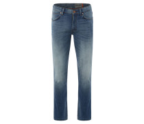 "Jeans ""Greensboro"", Regular Fit, Blau"