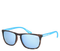 "Sonnenbrille ""SDS Shockwave 105"", Havana-Optik"