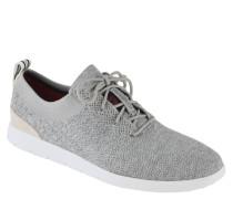 """Sneaker """"Feli"""", Knit-Optik, herausnehmbare Sohle, Zugschlaufe"""