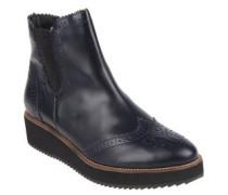 Chelsea Boots, geriffelter Schaft