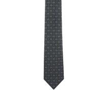 Krawatte, Mustermix, reine Seide