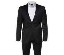 Sakko als Anzug-Baukasten-Artikel, extra slim fit, Nadelstreifen, fallender Reverskragen