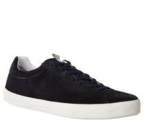 Sneaker, Kalbsleder, Lochmuster