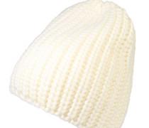 Mütze, Strick, ungefüttert, schlichtes Design