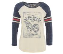 Shirt, 3/4-Arm, Print, Raglanärmel
