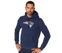 New England Patriots Sweatshirt, für Herren, Blau