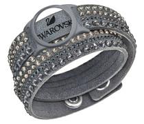 Activity Tracking Jewelry, Armband, Slake, grau, Crystal, Dark Multi, 5225818