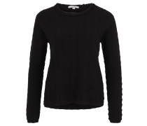 Pullover, Baumwolle, unifarben