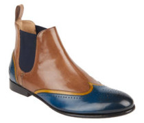 "Chelsea Boots ""Sally 19"", Loch-Muster, Leder"