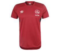 1.FC Nürnberg Trainings-Trikot, 2017/18, Mesh-Einsätze, Rot