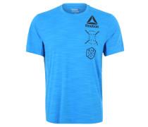 Trainingsshirt, ACTIVChill, SpeedWick, für Herren, Blau