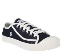 Sneaker, Denim, gepolsterte Innensohle, Blau