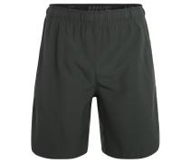 Shorts, Lagen-Look, Kordelzug, für Herren, Grün
