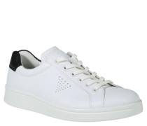 "Sneakers ""Soft 4"", Leder, Lochmuster, herausnehmbare Sohle"