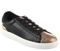"Sneaker ""PALYLA"", Leder, Schwarz"