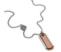 Collier, DX1095040, Silber