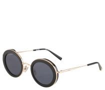 Sonnenbrille, zweifarbiges Gestell, für Damen