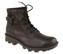 """Boots """"Marylin"""", uni, Schnalle, Profilsohle, Schwarz"""