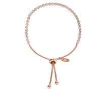 Armband, 925 Sterling Silber, rosévergoldet
