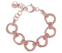 "Armband ""Elliptica"", WSBZ00776, rund, rosévergoldet"