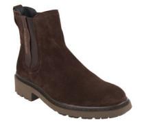 """Chelsea Boots """"Reese"""", Veloursleder, Logo-Streifen"""