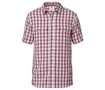 """Outdoorhemd """"Abisko Cool Shirt"""", leicht, für Herren, Rot"""