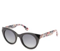 """Sonnenbrille """"FF 0203/S"""", Cateye-Look, blaue Gläser"""